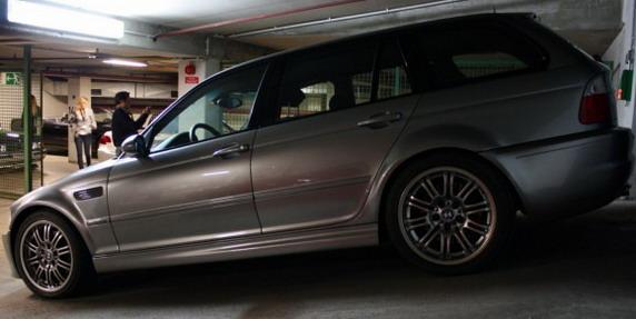 BMW M3 Touring 1