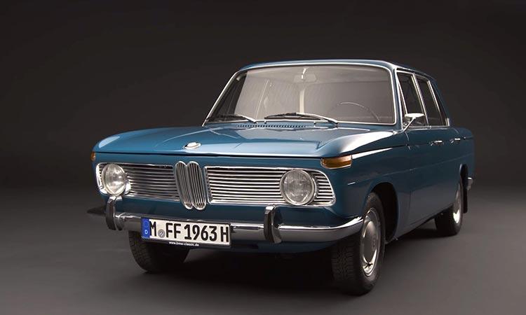 BMW - Početak jedne sage