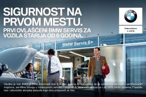 BMW Servis 6+