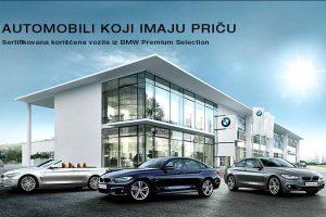 BMW Premium Selection – Automobili koji imaju priču