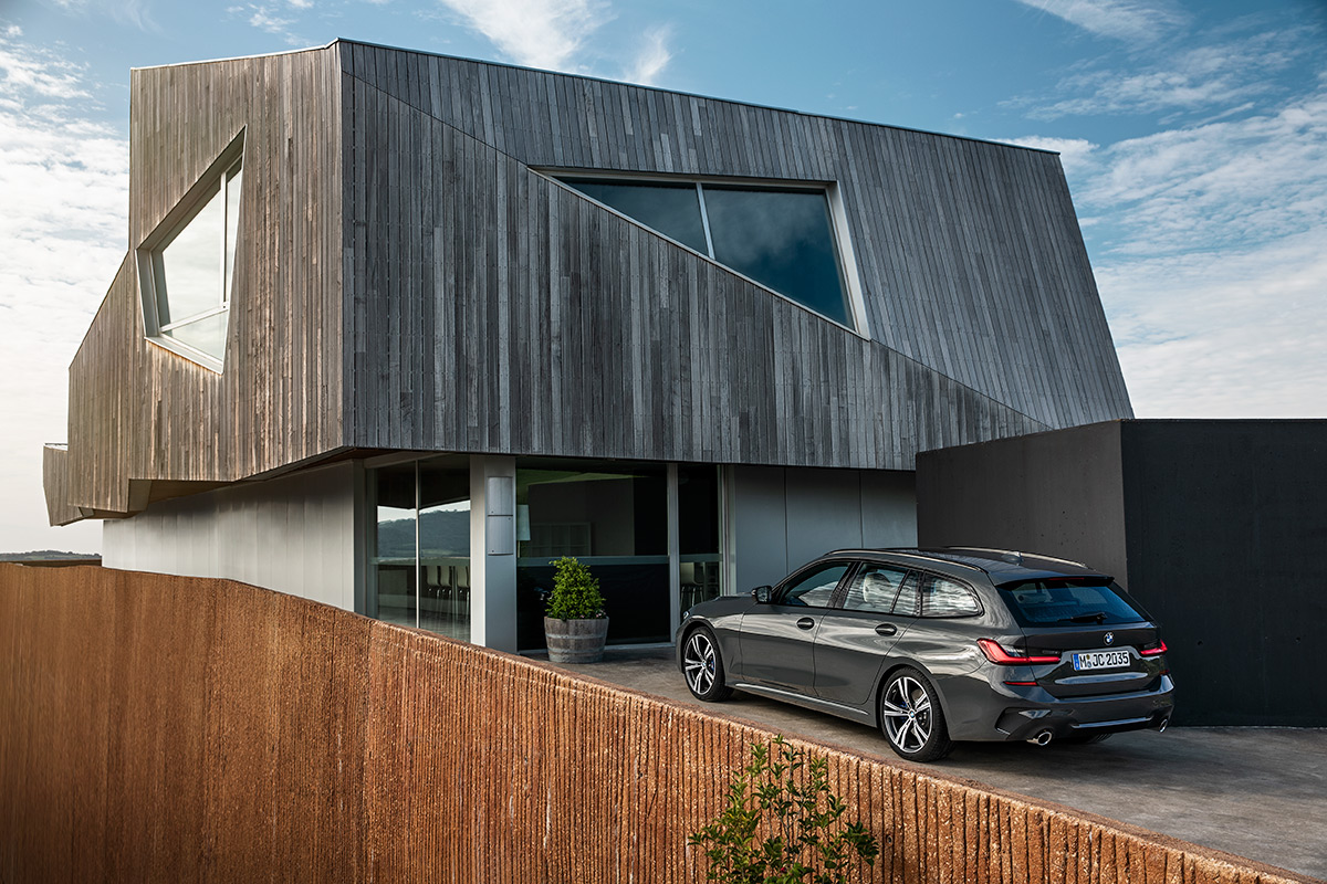 BMW serija 3 TOURING 2019