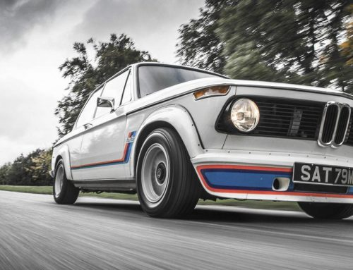BMW 2002 Turbo – Prvi serijski turbo iz Europe