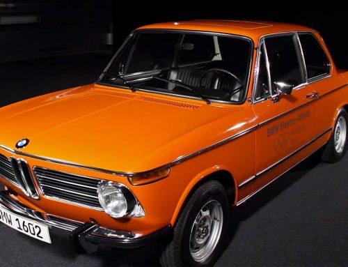 Prvi električni BMW – Zaboravljeni koncept iz 1972 godine