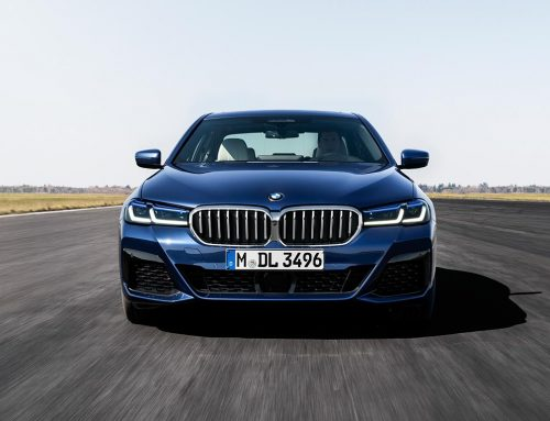 BMW serije 5 Facelift – Svetska premijera