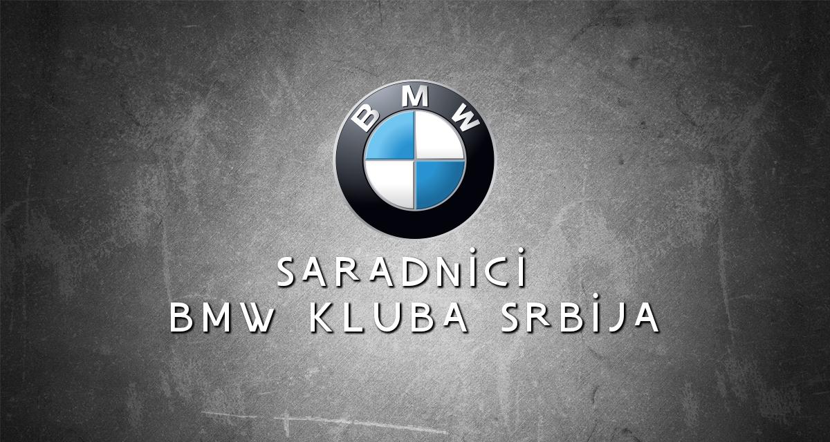 Saradnici BMW Kluba Srbija