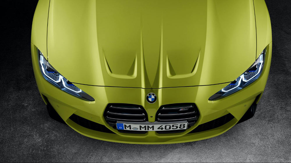 Novi BMW M4 Coupe